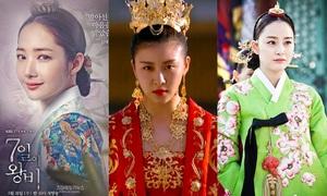 5 hoàng hậu xinh đẹp, quyền lực nhất màn ảnh cổ trang Hàn Quốc