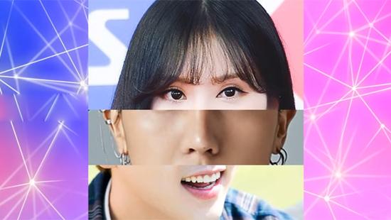 Nhận dạng idol Hàn qua mắt, mũi, miệng - 7