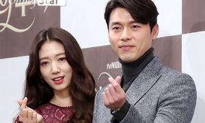 Fan đổ xô ghép đôi Park Shin Hye - Hyun Bin sau họp báo phim mới