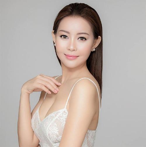 Hoa hậu Hải Dương.