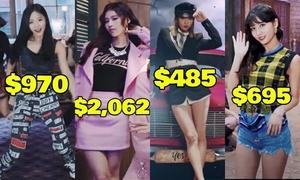 Bóc giá trang phục của Twice trong MV 'Yes or Yes'