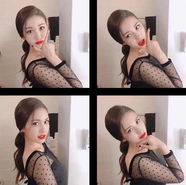 Somi là con lai Canada - Hàn nên sở hữu nét đẹp Tây rực rỡ và hiện đại. Cô nàng cũng có phong cách khá phóng khoáng.