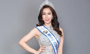 Thạc sĩ 9x gốc Việt đại diện nước Anh tại Hoa hậu Hoàn cầu