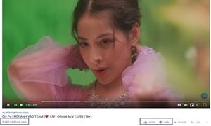 Càng bị 'chửi', MV mới của Chi Pu nhận 'bão view'