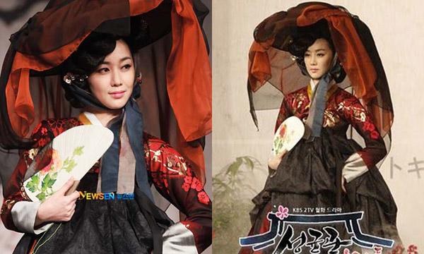 Với vẻ ngoài mạnh mẽ, sắc sảonhư vậy, Kim Min Seo thường được giao cho các vai nữ phản diện. Cô được biết đến qua các bộ phim Mặt trăng ôm mặt trời, Good Doctor...