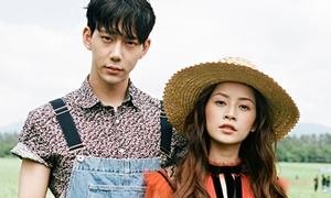 'Bạn trai tin đồn' nhận giải thưởng ở Hàn, Chi Pu rối rít chúc mừng