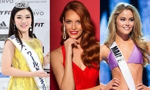 Nhan sắc 3 mỹ nhân đầu tiên vào thẳng top 30 Miss World 2018