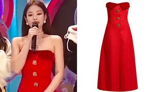 Mấy ai 'có điều kiện' như Jennie, mua váy đắt đỏ về rồi biến tấu đủ kiểu