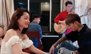 Song ca 'Mời anh vào team em' cùng Đạt G, Chi Pu bị chê hát live dở