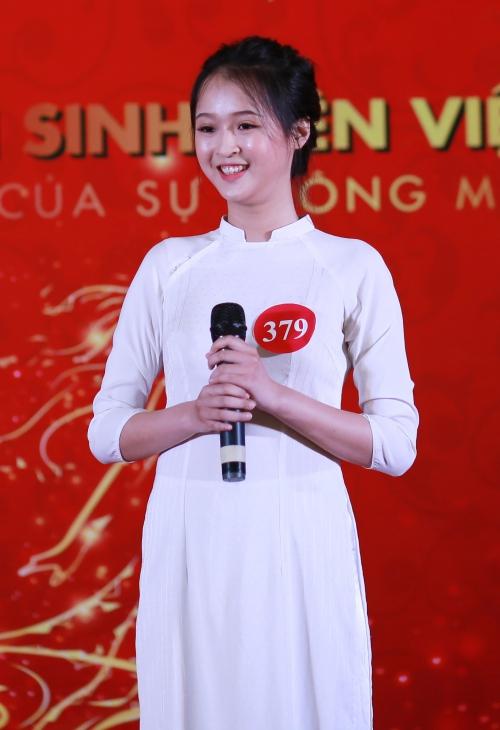 Vẻ đẹp top 15 Hoa khôi Sinh viên Việt Nam 2018 khu vực miền Trung - 4