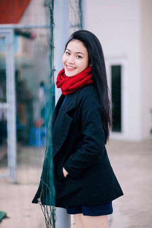 Vẻ đẹp top 15 Hoa khôi Sinh viên Việt Nam 2018 khu vực miền Trung - 6