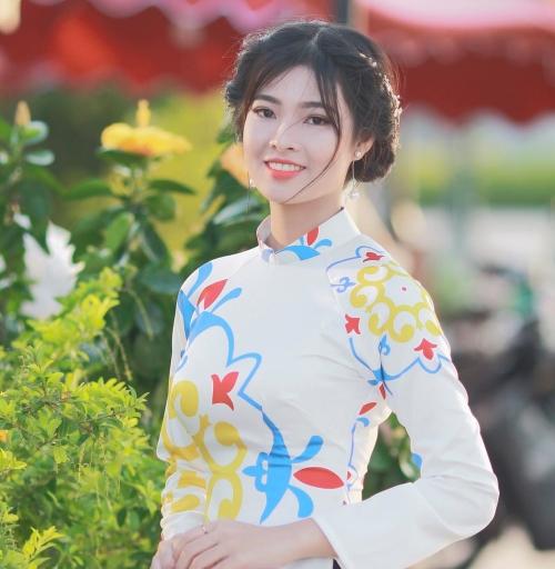 Vẻ đẹp top 15 Hoa khôi Sinh viên Việt Nam 2018 khu vực miền Trung - 9