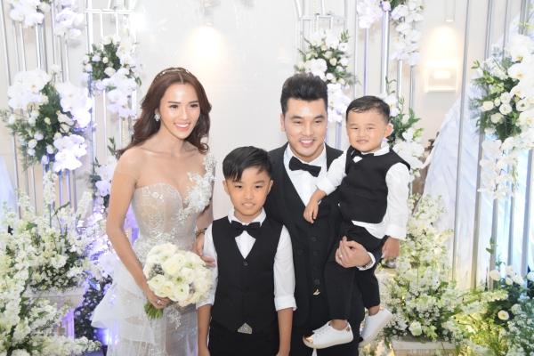 Dàn sao Việt dự đám cưới Ưng Hoàng Phúc - Kim Cương - 2