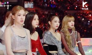 Sau scandal của Jennie, Black Pink nhạt nhòa kém cả tân binh ở lễ trao giải