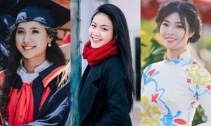 Vẻ đẹp top 15 Hoa khôi Sinh viên Việt Nam 2018 khu vực miền Trung