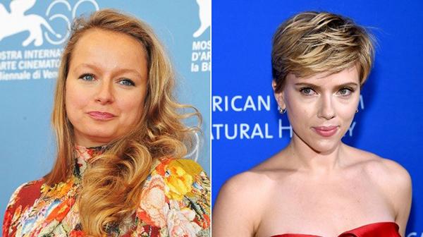 Nữ diễn viên Samantha Morton (trái) đã bị loại khỏi vai Samantha.