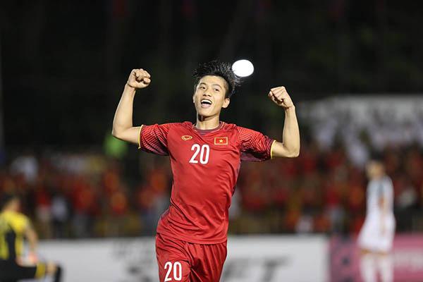 Phan Văn Đức được đánh giá là minh chứng cho sự trỗi dậy của một lứa cầu thủ mới xuất sắc dưới tay HLV Park Hang-seo.
