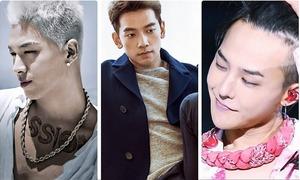 Top 5 nam idol giàu nhất Kpop