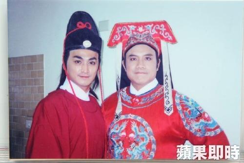 Triển Chiêu cùng Trương Long của nam diễn viên Dương Hùng.