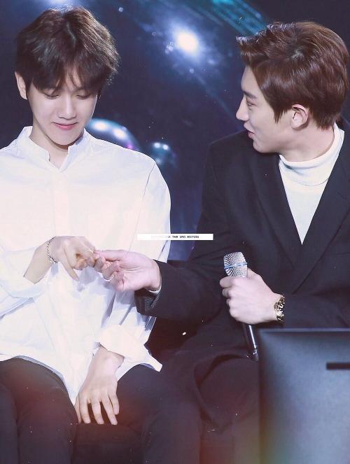 Đối với fan EXO, ChanBaek (Chan Yeol và Baek Hyun)là cặp đôi được đẩy thuyền nhiều nhất.