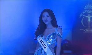 Minh Tú trượt cả hai giải phụ trong bán kết Miss Supranational