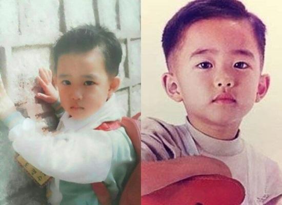 Thuở baby siêu dễ thương này là idol Hàn nào? - 4
