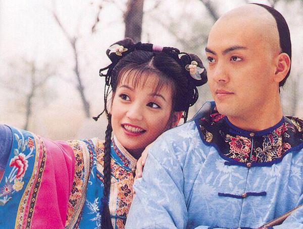 Triệu Vy cùng với Tiêu Kiếm Chu Hoành Gia.