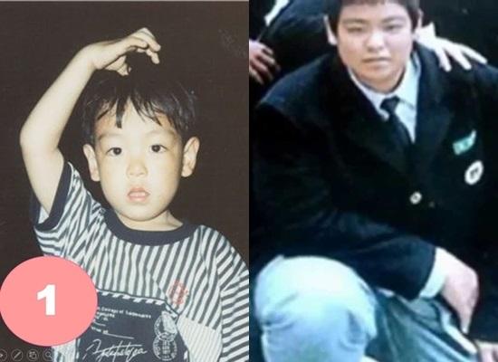 Thuở baby siêu dễ thương này là idol Hàn nào? - 7