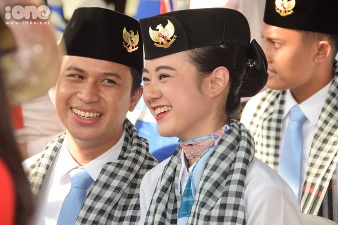 <p> Nét đẹp của thiếu nữ Indonesia.</p>