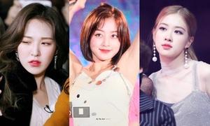 Wendy, Rosé, Ji Hyo - hội những idol mờ nhạt nay lại bùng nổ nhan sắc