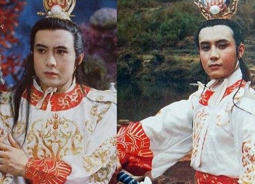 Nam diễn viên Vương Bá Chiêu - người thủ vai Bạch Long Mã.