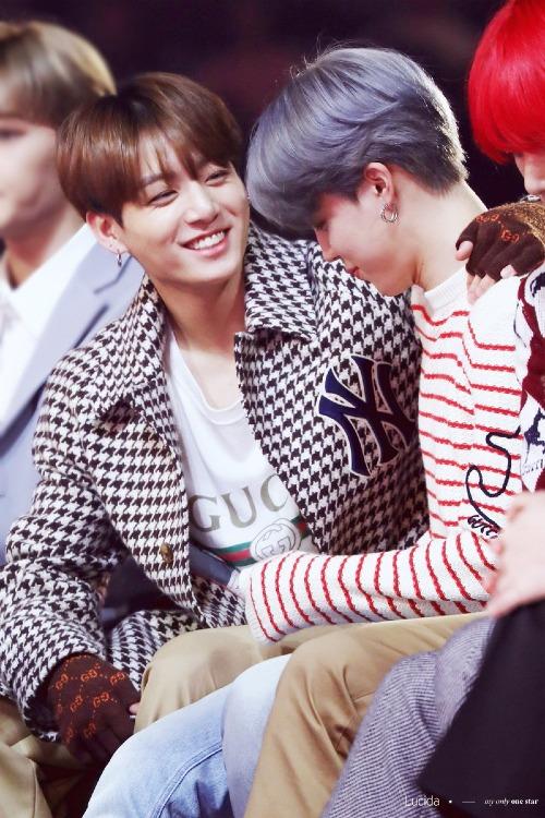 JiKook: Jung Kook và Ji Min (BTS)