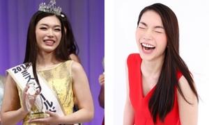 Hoa hậu Thế giới Nhật Bản: Văn võ song toàn, con nhà 'trâm anh thế phiệt'