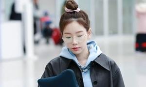 Nhìn loạt ảnh mới của Tae Yeon, khó tin cô nàng 30 tuổi