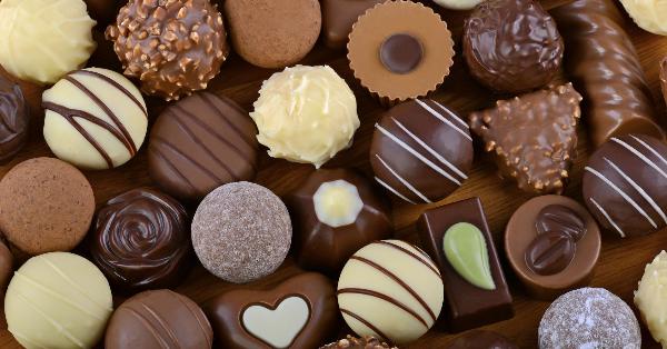 Chocolate ngọt ngào như hương vị của tình yêu.