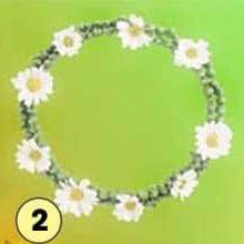Trắc nghiệm: Chọn một vòng hoa để biết bạn thuộc típ con gái nào - 1