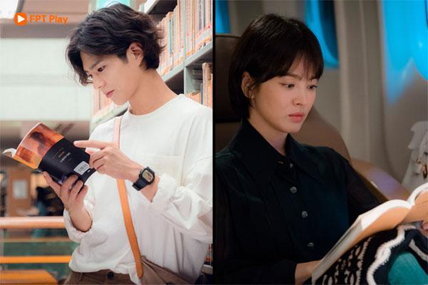 Park Bo Gum vào vai anh chàng đầy sự tự do nhưng nghèo Kim Jin Hyuk, còn Song Hye Kyo là cô tiểu thư Cha Soo Hyun tài giỏi, giàu có.