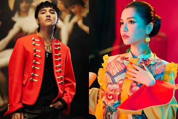 Bích Phương và Sơn Tùng bội thu đề cử tại Làn Sóng Xanh 2018.