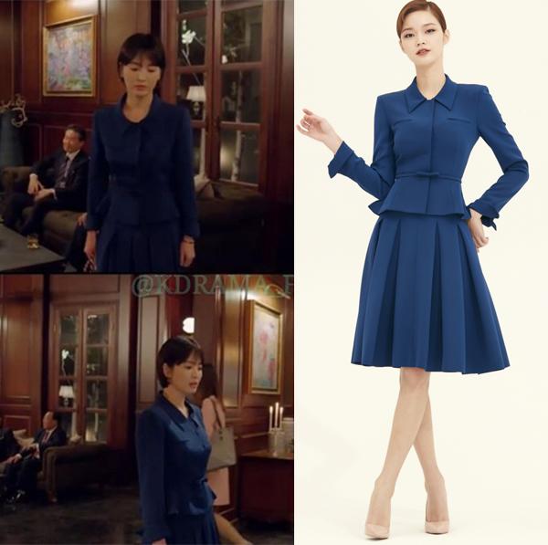 Một bộ váy Avouavou khác Song Hye Kyo diện trong phim là set