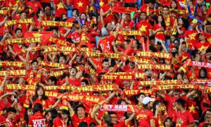 CĐV châu Á: 'Việt Nam là số một, chắc chắn sẽ vô địch AFF Cup'