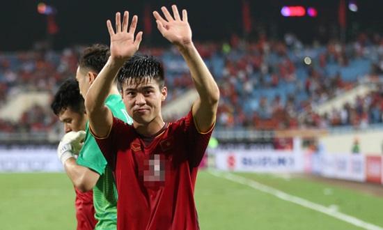 Các cầu thủ Việt Nam tại AFF Cup 2018 mặc áo số mấy?