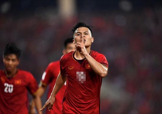 Các cầu thủ Việt Nam tại AFF Cup 2018 mặc áo số mấy? - 5