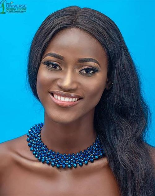 Hoa hậu Hoàn vũ Sierra Leone