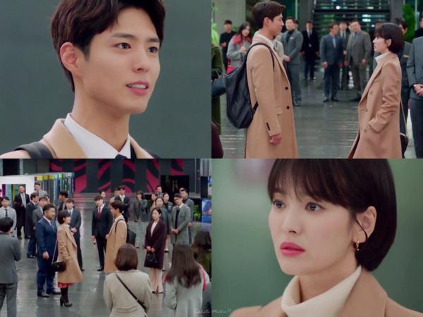 Park Bo Gum gây tranh cãi với cảnh ngáp trong Encounter - 1