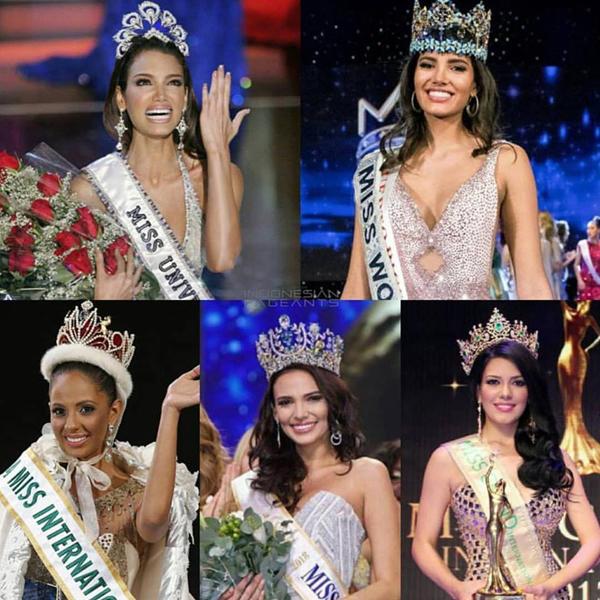 Theo chuyên trang sắc đẹp uy tín Global Beauties, chiến thắng củaValeria Vazquez