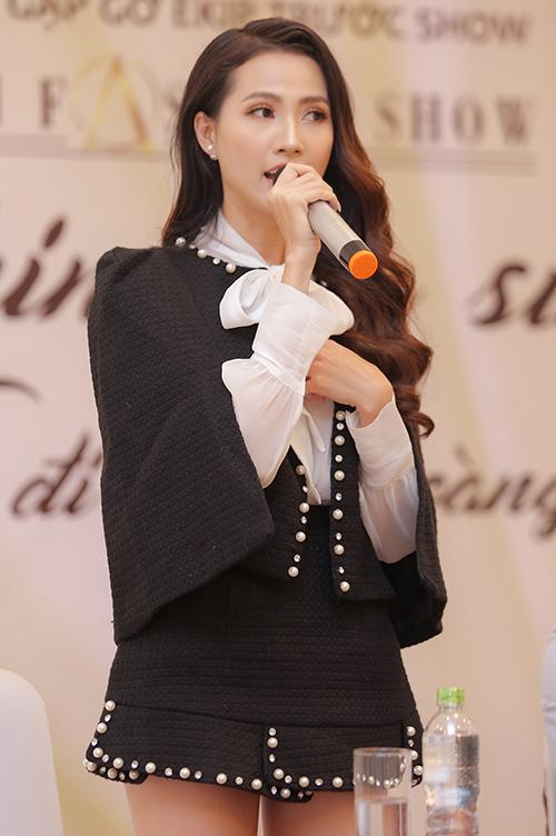 Hoa hậu Phan Thị Mơ xuống sắc vì sụt ký không phanh - 2