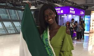 Thí sinh Miss Universe bị đồn mất tích đã đến Thái Lan
