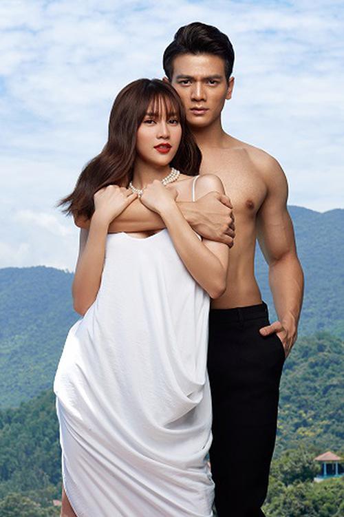 Lý Xuân Tiền có cảnh nóng với Lan Ngọc trong phim đầu tay.