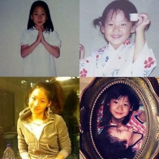 Thuở baby siêu dễ thương này là idol Hàn nào? (2) - 5