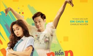 Trailer phim của Thái Hòa và Kaity Nguyễn hé lộ tình huống bất thường